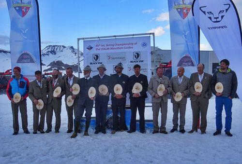 Bergführerschimeisterschaft